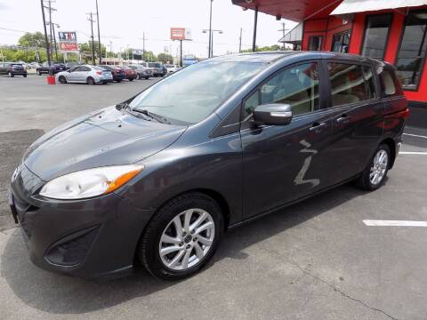 2014 Mazda MAZDA5 for sale at Kelley Autoplex in San Antonio TX