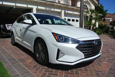 2020 Hyundai Elantra for sale at Newport Motor Cars llc in Costa Mesa CA