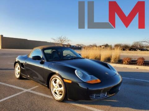2000 Porsche Boxster for sale at INDY LUXURY MOTORSPORTS in Fishers IN