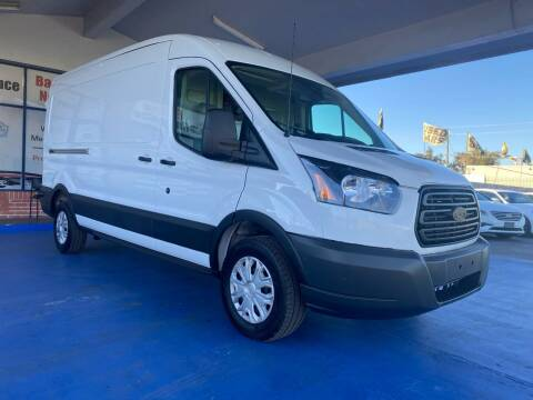 2019 Ford Transit Cargo for sale at ELITE AUTO WORLD in Fort Lauderdale FL