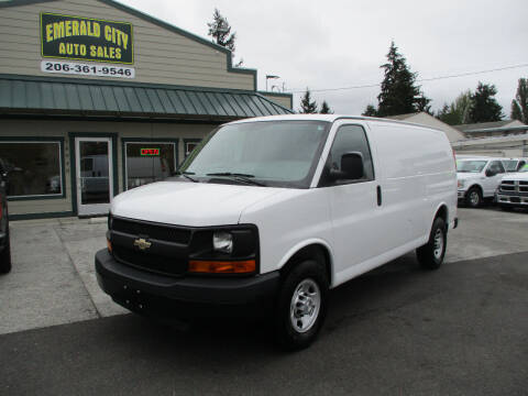 2015 Chevrolet Express Cargo for sale at Emerald City Auto Inc in Seattle WA