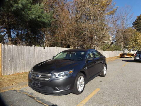 2016 Ford Taurus for sale at Wayland Automotive in Wayland MA