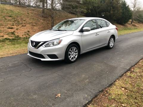 2017 Nissan Sentra for sale at Economy Auto Sales in Dumfries VA