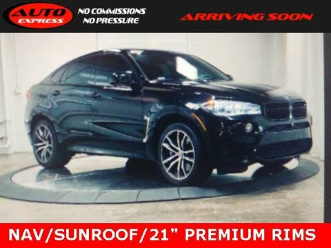 2017 BMW X6 M for sale at Auto Express in Lafayette IN