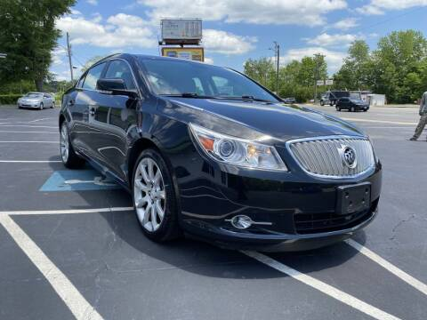 2010 Buick LaCrosse for sale at Glory Motors in Rock Hill SC