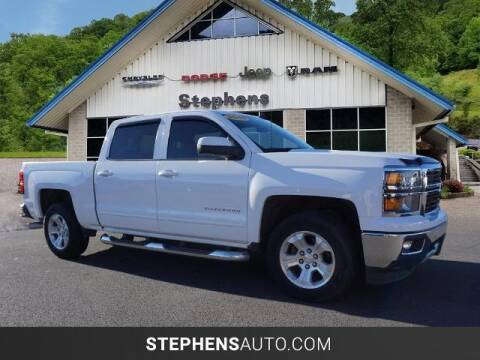 2015 Chevrolet Silverado 1500 for sale at Stephens Auto Center of Beckley in Beckley WV