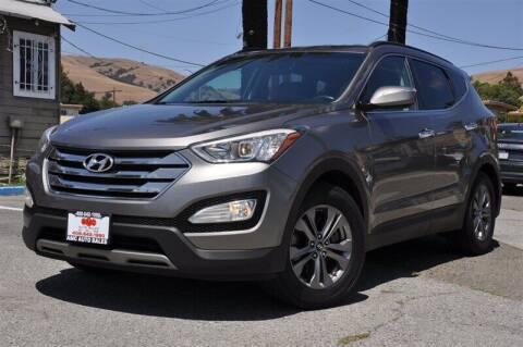 2013 Hyundai Santa Fe Sport for sale at AMC Auto Sales, Inc. in Fremont CA
