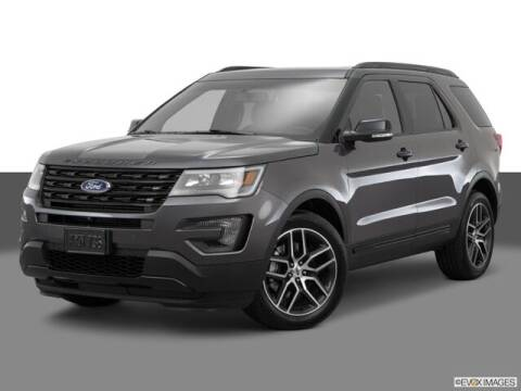 2017 Ford Explorer for sale at West Motor Company - West Motor Ford in Preston ID