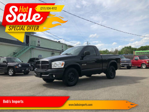 2008 Dodge Ram Pickup 1500 for sale at Bob's Imports in Clinton IL