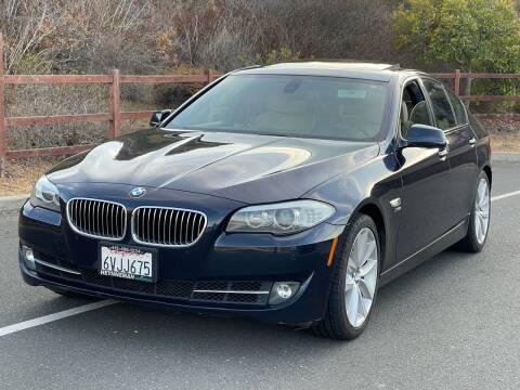 2012 BMW 5 Series for sale at JENIN MOTORS in Hayward CA