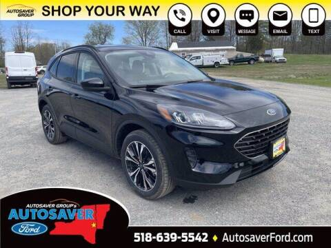 2021 Ford Escape Hybrid for sale at Autosaver Ford in Comstock NY
