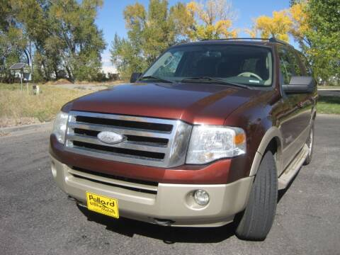 2007 Ford Expedition for sale at Pollard Brothers Motors in Montrose CO