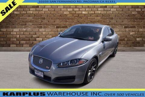 2013 Jaguar XF for sale at Karplus Warehouse in Pacoima CA