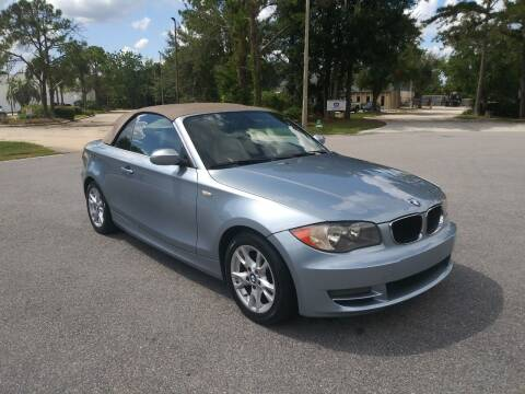 2009 BMW 1 Series for sale at Global Auto Exchange in Longwood FL