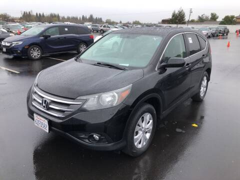 2013 Honda CR-V for sale at San Jose Auto Outlet in San Jose CA