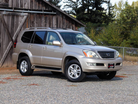 2007 Lexus GX 470 for sale at LKL Motors in Puyallup WA