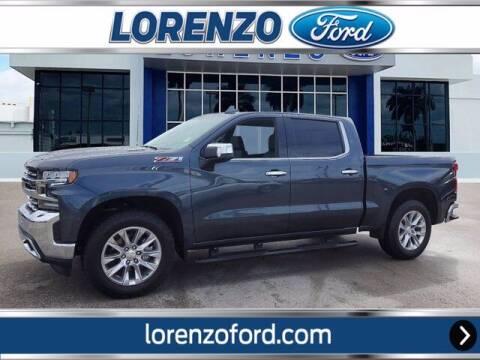 2021 Chevrolet Silverado 1500 for sale at Lorenzo Ford in Homestead FL