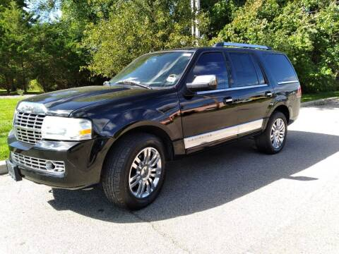 2007 Lincoln Navigator for sale at Jan Auto Sales LLC in Parsippany NJ