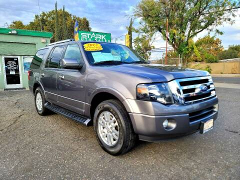 2012 Ford Expedition for sale at Stark Auto Sales in Modesto CA