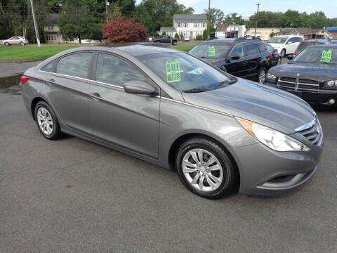 2011 Hyundai Sonata for sale at BETTER BUYS AUTO INC in East Windsor CT