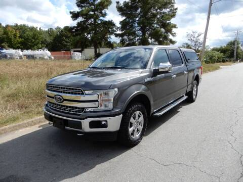 2018 Ford F-150 for sale at United Traders Inc. in North Little Rock AR
