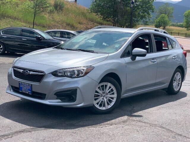 2018 Subaru Impreza for sale at Lakeside Auto Brokers Inc. in Colorado Springs CO
