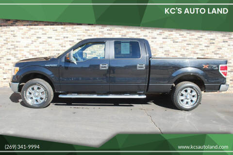 2010 Ford F-150 for sale at KC'S Auto Land in Kalamazoo MI