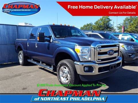 2016 Ford F-250 Super Duty for sale at CHAPMAN FORD NORTHEAST PHILADELPHIA in Philadelphia PA