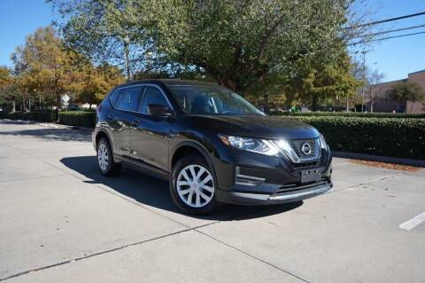 2017 Nissan Rogue for sale at Legacy Autos in Dallas TX