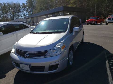 2011 Nissan Versa for sale at Curtis Lewis Motor Co in Rockmart GA