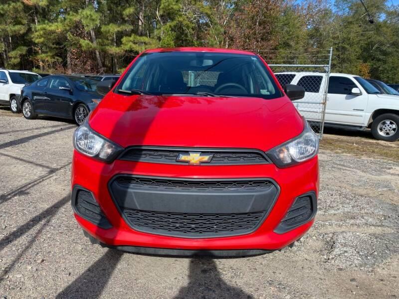 2016 Chevrolet Spark for sale at US 1 Auto Sales in Graniteville SC