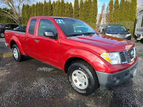 2006 Nissan Frontier for sale at Universal Auto Sales in Salem OR