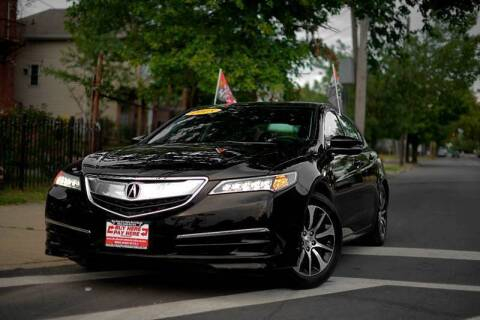 2015 Acura TLX for sale at Buy Here Pay Here Auto Sales in Newark NJ