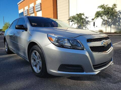 2013 Chevrolet Malibu for sale at ELAN AUTOMOTIVE GROUP in Buford GA