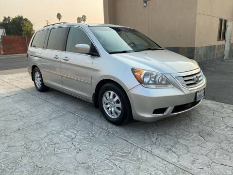 2009 Honda Odyssey for sale at Exceptional Motors in Sacramento CA