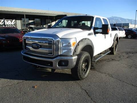 2015 Ford F-250 Super Duty for sale at Central Auto in South Salt Lake UT