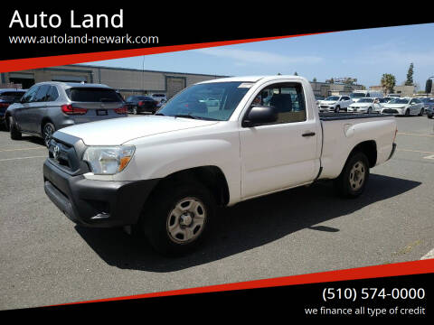 2012 Toyota Tacoma for sale at Auto Land in Newark CA