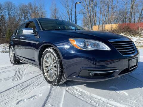 2012 Chrysler 200 for sale at Auto Warehouse in Poughkeepsie NY