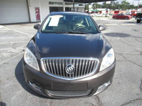 2016 Buick Verano for sale at Maluda Auto Sales in Valdosta GA