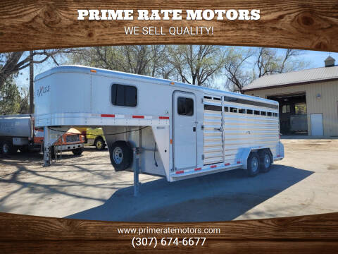 2015 Exiss 20' Stock Combo for sale at PRIME RATE MOTORS in Sheridan WY