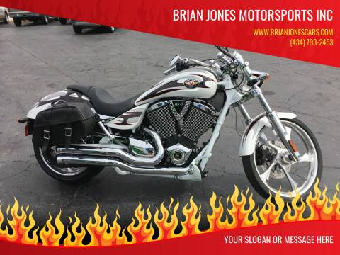 2012 Victory Vegas for sale at Brian Jones Motorsports Inc in Danville VA