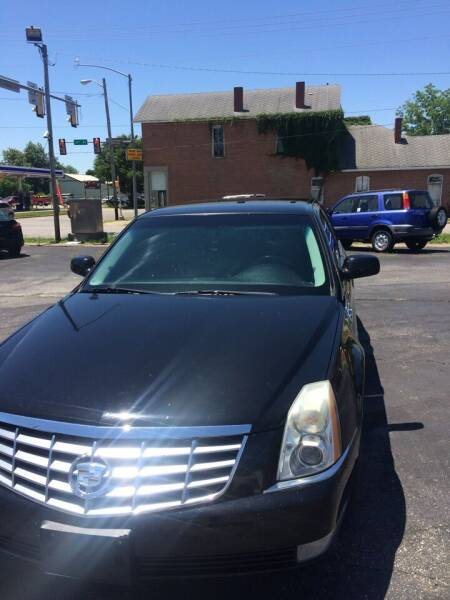 2010 Cadillac DTS for sale at Mike Hunter Auto Sales in Terre Haute IN