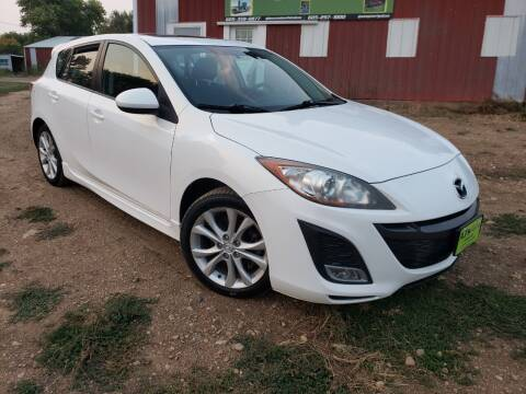 2011 Mazda MAZDA3 for sale at AJ's Autos in Parker SD