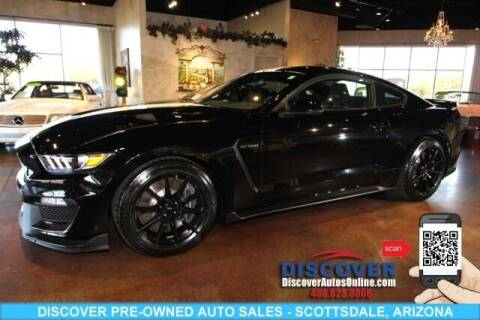 2018 Ford Mustang for sale at Discover Pre-Owned Auto Sales in Scottsdale AZ
