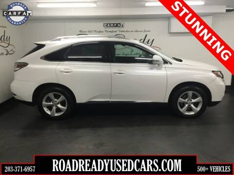 2011 Lexus RX 350 for sale at Road Ready Used Cars in Ansonia CT