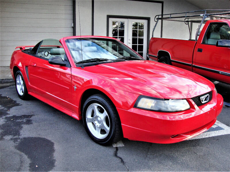 2003 Ford Mustang for sale at DriveTime Plaza in Roseville CA