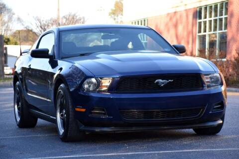2012 Ford Mustang for sale at Wheel Deal Auto Sales LLC in Norfolk VA