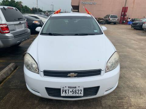 2011 Chevrolet Impala for sale at 1st Stop Auto in Houston TX