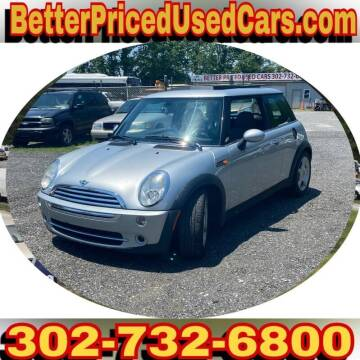 2005 MINI Cooper for sale at Better Priced Used Cars in Frankford DE