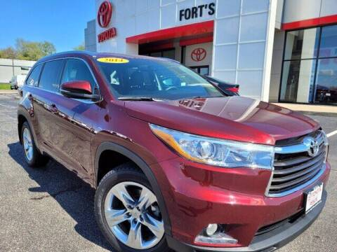 2014 Toyota Highlander for sale at Auto Smart of Pekin in Pekin IL